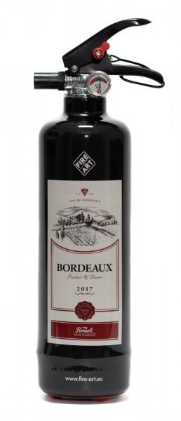 Feuerlöscher FIRE-ART Bordeaux