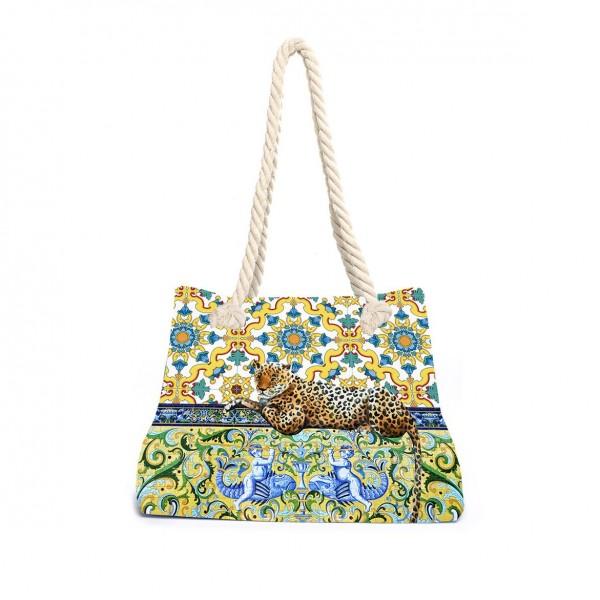 Maiolica Beachbag