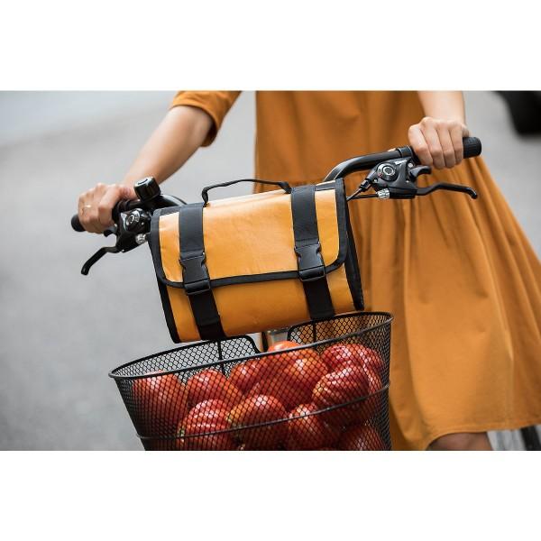 PRESTO Fahrradtasche Lenkradtasche orange