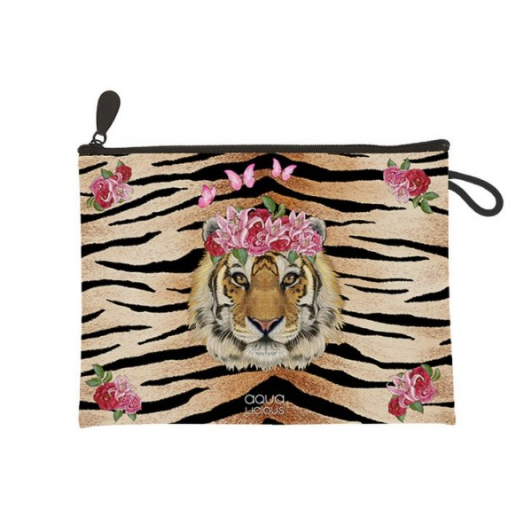 Clutch/Etui Tiger Lily