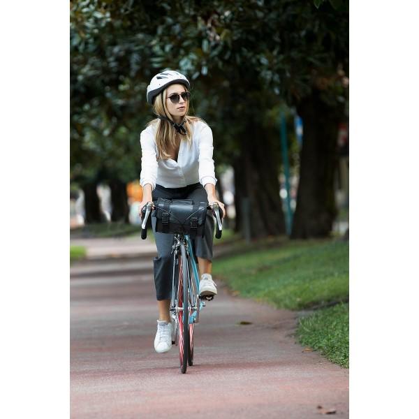 PRESTO Fahrradtasche Lenkradtasche schwarz