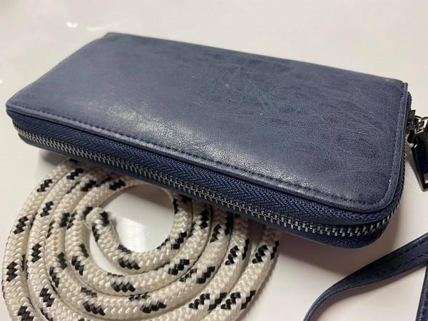 Fashion Wallet Quebeck navyblau