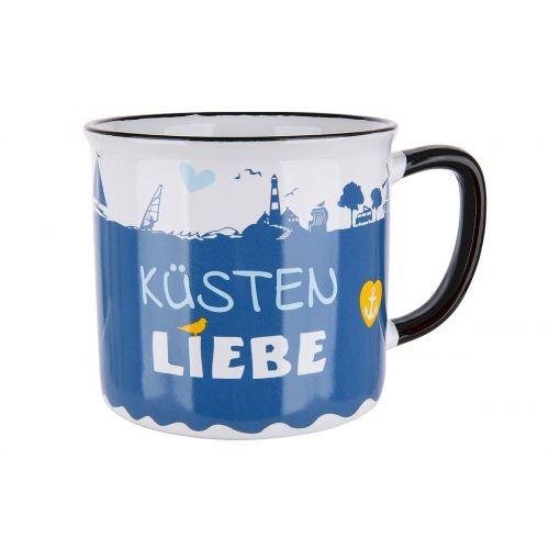"""Tasse """"Küstenliebe"""""""