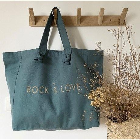 Einkaufstasche Lily Eukalypzus - Rock & Love