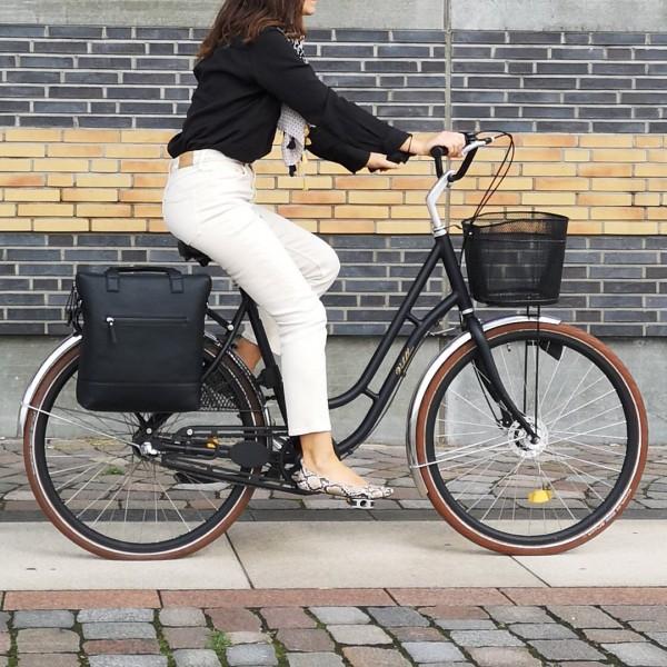 Bycycle Bag - URBAN BLACK