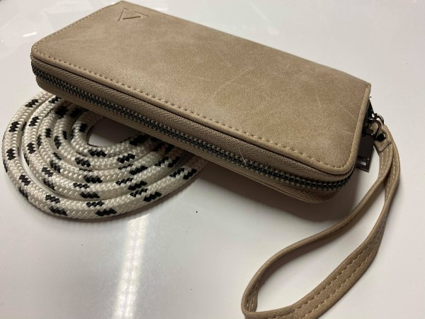 Fashion Wallet Quebeck taupe