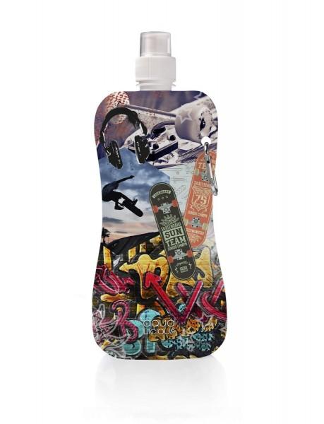 SKATE Wasserflasche