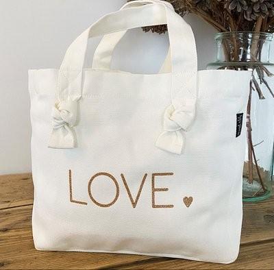 Einkaufstasche LOVE