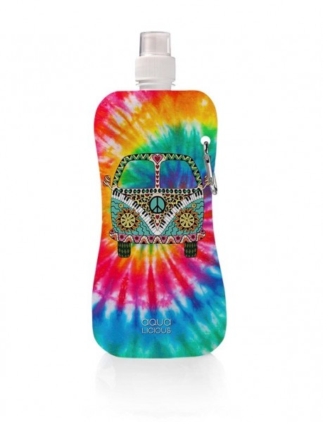 HAPPY HIPPIE Wasserflasche